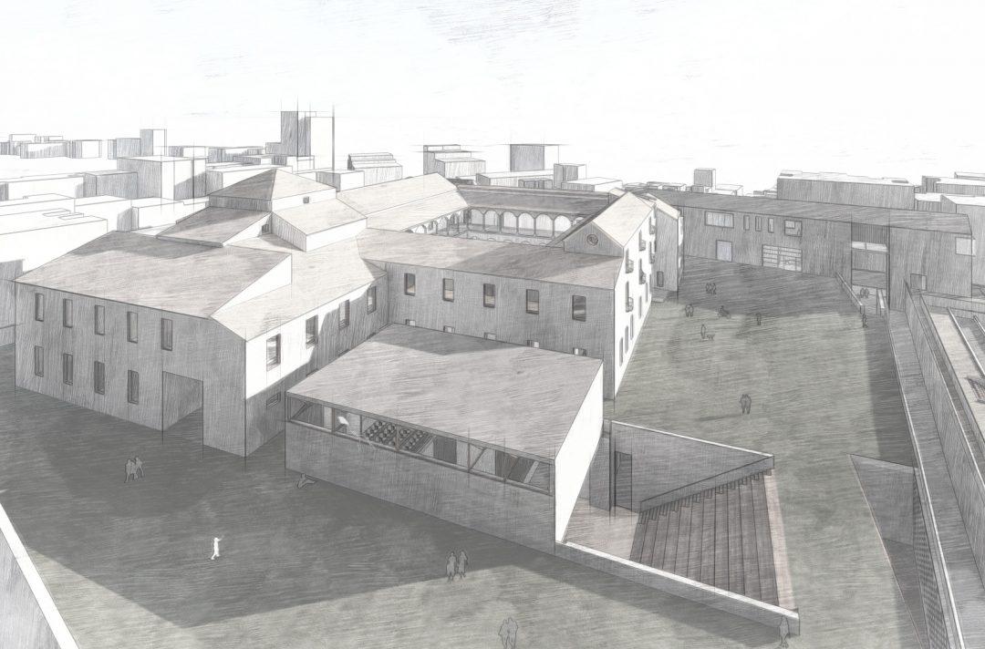 Propuesta de intervención. Antiguo Convento de la Trinidad